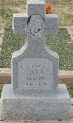 OCAMPO, FELIX R. - Maricopa County, Arizona | FELIX R. OCAMPO - Arizona Gravestone Photos