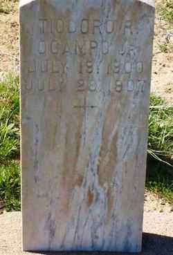 OCAMPO, TIODORO R, JR - Maricopa County, Arizona | TIODORO R, JR OCAMPO - Arizona Gravestone Photos