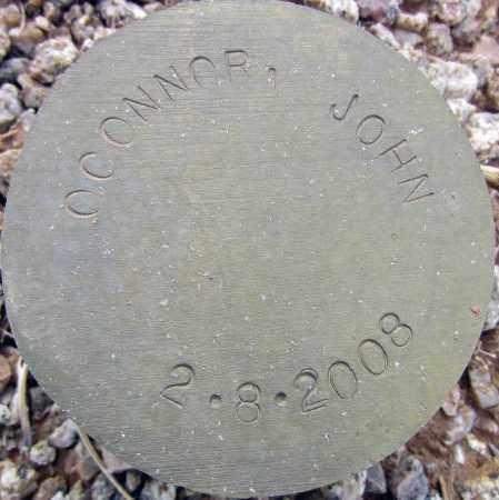 OCONNOR, JOHN - Maricopa County, Arizona | JOHN OCONNOR - Arizona Gravestone Photos