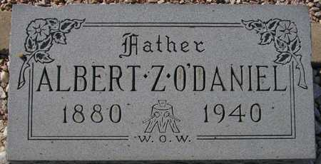 O'DANIEL, ALBERT Z. - Maricopa County, Arizona | ALBERT Z. O'DANIEL - Arizona Gravestone Photos