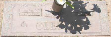 OLESON, OPAL D. - Maricopa County, Arizona | OPAL D. OLESON - Arizona Gravestone Photos