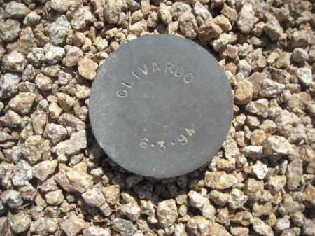 OLIVARDO, (NOT LISTED) - Maricopa County, Arizona | (NOT LISTED) OLIVARDO - Arizona Gravestone Photos
