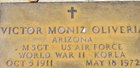 OLIVERIA, VICTOR MONIZ - Maricopa County, Arizona | VICTOR MONIZ OLIVERIA - Arizona Gravestone Photos