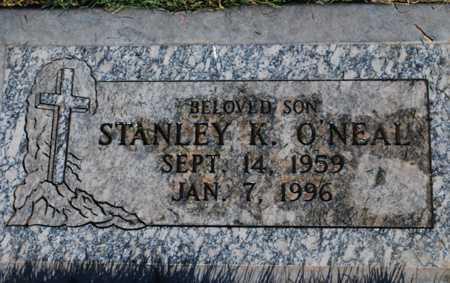 O'NEAL, STANLEY K. - Maricopa County, Arizona | STANLEY K. O'NEAL - Arizona Gravestone Photos