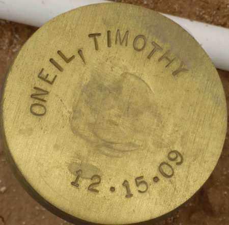 ONEIL, TIMOTHY - Maricopa County, Arizona | TIMOTHY ONEIL - Arizona Gravestone Photos