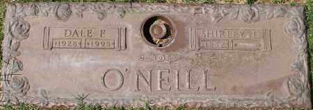 O'NEILL, DALE F - Maricopa County, Arizona | DALE F O'NEILL - Arizona Gravestone Photos