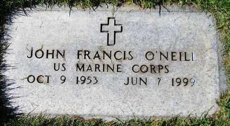 O'NEILL, JOHN FRANCIS - Maricopa County, Arizona   JOHN FRANCIS O'NEILL - Arizona Gravestone Photos