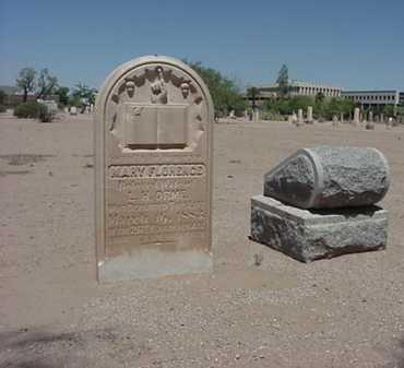 ORME, MARY FLORENCE - Maricopa County, Arizona   MARY FLORENCE ORME - Arizona Gravestone Photos