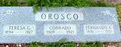 OROSCO, FERNANDO A. - Maricopa County, Arizona | FERNANDO A. OROSCO - Arizona Gravestone Photos