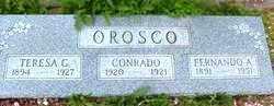 OROSCO, CONRADO - Maricopa County, Arizona | CONRADO OROSCO - Arizona Gravestone Photos