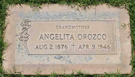 OROZCO, ANGELITA - Maricopa County, Arizona   ANGELITA OROZCO - Arizona Gravestone Photos