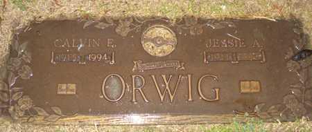 ORWIG, JESSIE A. - Maricopa County, Arizona   JESSIE A. ORWIG - Arizona Gravestone Photos
