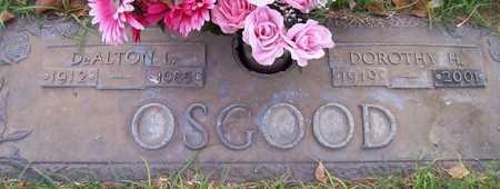 OSGOOD, DEALTON L. - Maricopa County, Arizona   DEALTON L. OSGOOD - Arizona Gravestone Photos