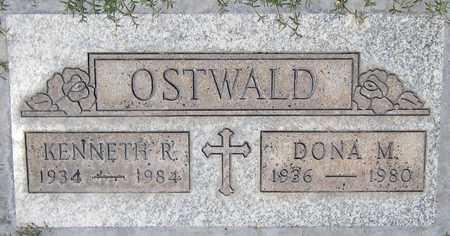 OSTWALD, KENNETH R. - Maricopa County, Arizona | KENNETH R. OSTWALD - Arizona Gravestone Photos
