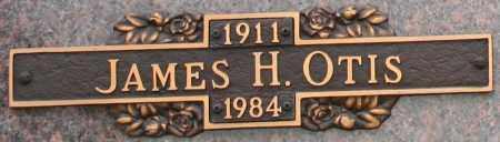 OTIS, JAMES H - Maricopa County, Arizona   JAMES H OTIS - Arizona Gravestone Photos