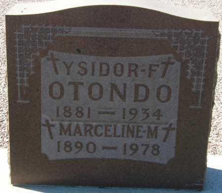 OTONDO, MARCELINE M. - Maricopa County, Arizona | MARCELINE M. OTONDO - Arizona Gravestone Photos