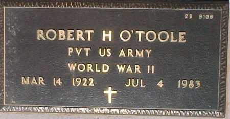 O'TOOLE, ROBERT H. - Maricopa County, Arizona | ROBERT H. O'TOOLE - Arizona Gravestone Photos