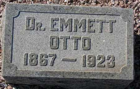 OTTO, EMMETT - Maricopa County, Arizona | EMMETT OTTO - Arizona Gravestone Photos