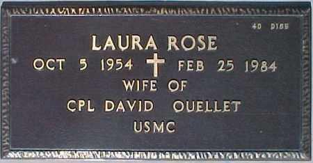 OUELLET, LAURA ROSE - Maricopa County, Arizona | LAURA ROSE OUELLET - Arizona Gravestone Photos