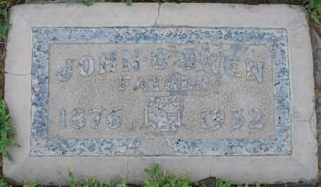 OWEN, JOHN G. - Maricopa County, Arizona | JOHN G. OWEN - Arizona Gravestone Photos