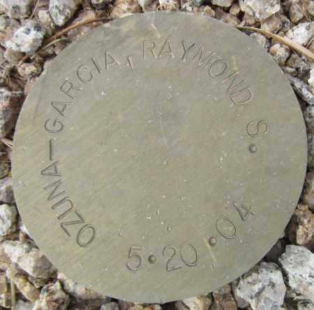 OZUNA-GARCIA, RAYMOND S. - Maricopa County, Arizona | RAYMOND S. OZUNA-GARCIA - Arizona Gravestone Photos