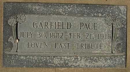 PACE, GARFIELD - Maricopa County, Arizona   GARFIELD PACE - Arizona Gravestone Photos