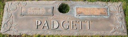JACOBSEN PADGETT, EMA BARBARA - Maricopa County, Arizona | EMA BARBARA JACOBSEN PADGETT - Arizona Gravestone Photos