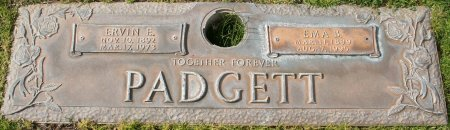 PADGETT, ERVIN EDGAR - Maricopa County, Arizona | ERVIN EDGAR PADGETT - Arizona Gravestone Photos