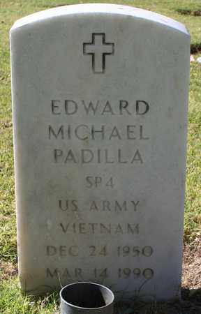 PADILLA, EDWARD MICHAEL - Maricopa County, Arizona | EDWARD MICHAEL PADILLA - Arizona Gravestone Photos