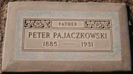 PAJACZKOWSKI, PETER - Maricopa County, Arizona | PETER PAJACZKOWSKI - Arizona Gravestone Photos