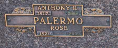 PALERMO, ROSE - Maricopa County, Arizona | ROSE PALERMO - Arizona Gravestone Photos
