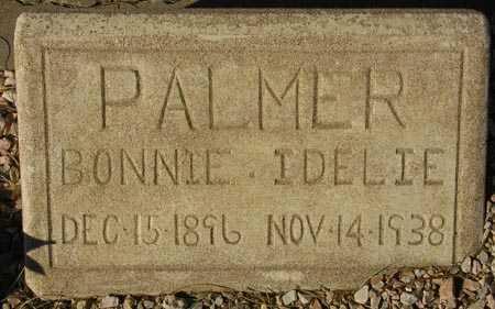 PALMER, BONNIE IDELIE - Maricopa County, Arizona | BONNIE IDELIE PALMER - Arizona Gravestone Photos