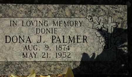 PALMER, DONA J. - Maricopa County, Arizona | DONA J. PALMER - Arizona Gravestone Photos