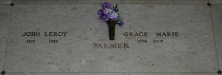 PALMER, GRACE MARIE - Maricopa County, Arizona   GRACE MARIE PALMER - Arizona Gravestone Photos