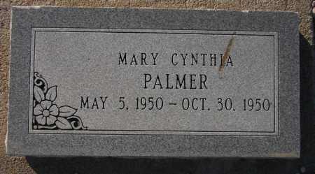 PALMER, MARY CYNTHIA - Maricopa County, Arizona   MARY CYNTHIA PALMER - Arizona Gravestone Photos