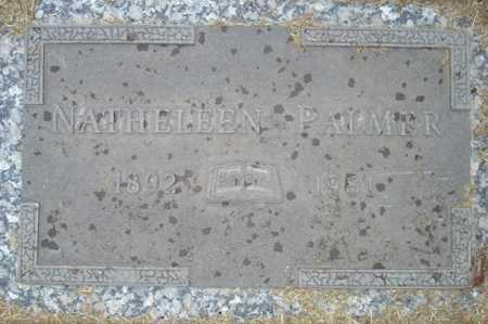 PALMER, NATHELEEN - Maricopa County, Arizona | NATHELEEN PALMER - Arizona Gravestone Photos