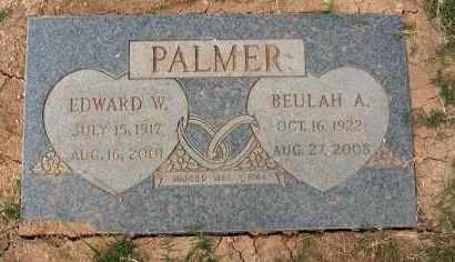 PALMER, BEULAH ALICE - Maricopa County, Arizona | BEULAH ALICE PALMER - Arizona Gravestone Photos