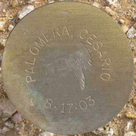 PALMERA, CESARIO - Maricopa County, Arizona | CESARIO PALMERA - Arizona Gravestone Photos