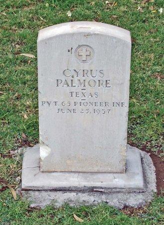 PALMORE, CYRUS - Maricopa County, Arizona | CYRUS PALMORE - Arizona Gravestone Photos