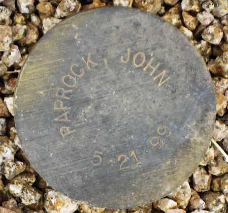 PAPROCK, JOHN - Maricopa County, Arizona | JOHN PAPROCK - Arizona Gravestone Photos