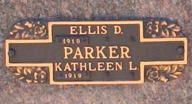 PARKER, ELLIS D - Maricopa County, Arizona | ELLIS D PARKER - Arizona Gravestone Photos
