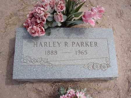 PARKER, HARLEY - Maricopa County, Arizona | HARLEY PARKER - Arizona Gravestone Photos