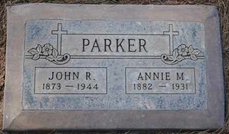 WILTSHIRE PARKER, ANNIE MAY - Maricopa County, Arizona | ANNIE MAY WILTSHIRE PARKER - Arizona Gravestone Photos