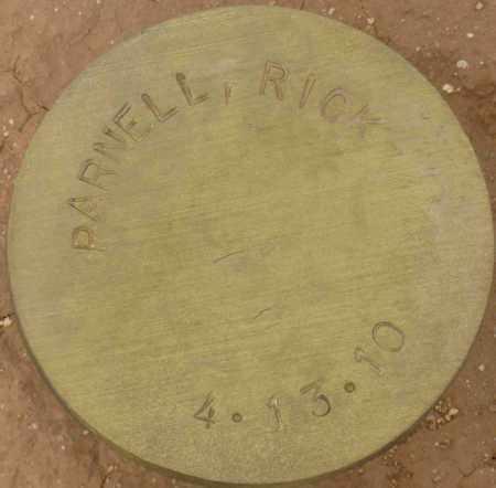 PARNELL, RICK - Maricopa County, Arizona | RICK PARNELL - Arizona Gravestone Photos