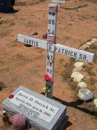PATRICK, JAVIS D, SR - Maricopa County, Arizona | JAVIS D, SR PATRICK - Arizona Gravestone Photos