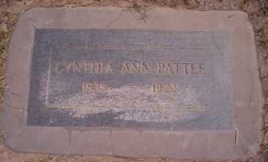 GASAWAY PATTEE, CYNTHIA ANN - Maricopa County, Arizona | CYNTHIA ANN GASAWAY PATTEE - Arizona Gravestone Photos