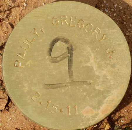 PAULY, GREGORY J. - Maricopa County, Arizona | GREGORY J. PAULY - Arizona Gravestone Photos