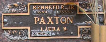 PAXTON, KENNETH R, JR. - Maricopa County, Arizona | KENNETH R, JR. PAXTON - Arizona Gravestone Photos