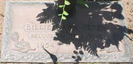 PEDEN, BILLIE DAWN - Maricopa County, Arizona | BILLIE DAWN PEDEN - Arizona Gravestone Photos