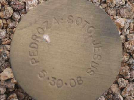 PEDROZA-SOTO, JESUS - Maricopa County, Arizona   JESUS PEDROZA-SOTO - Arizona Gravestone Photos